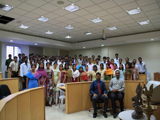 DHRUVA Business School