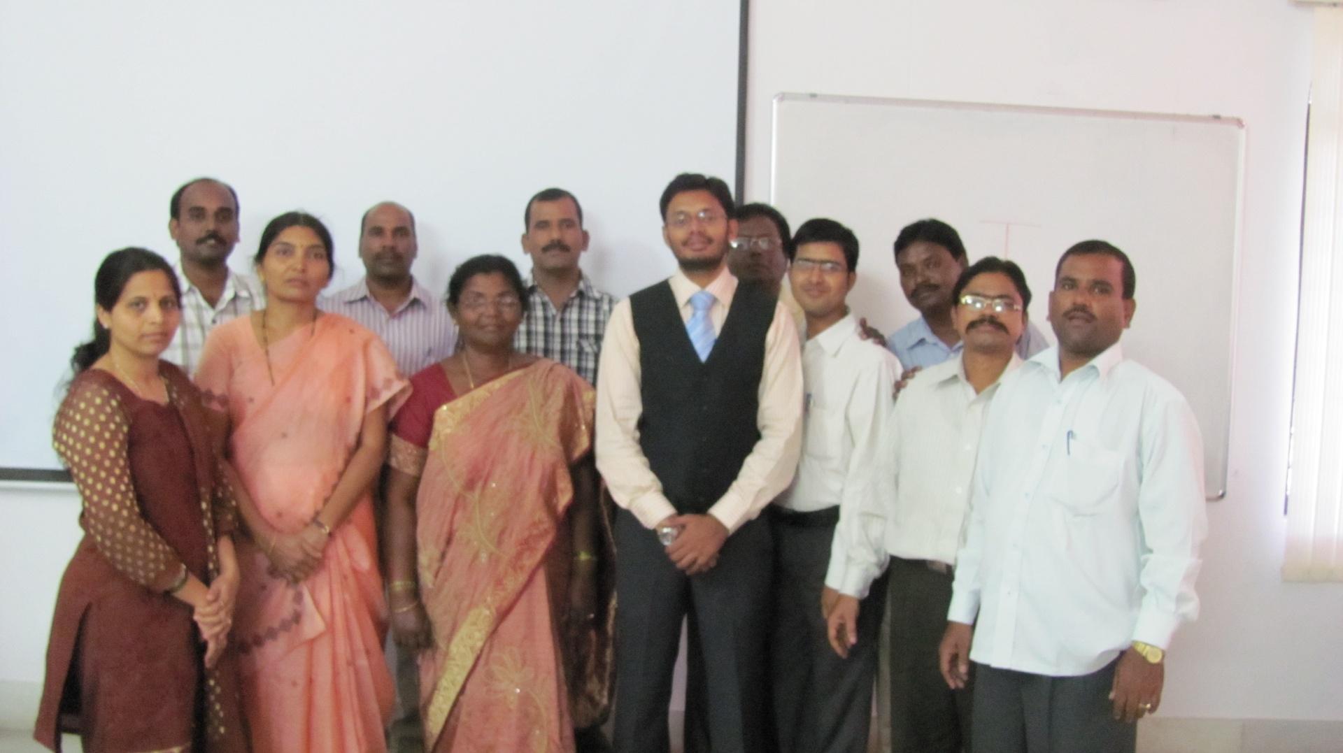 MCHRD-Hyderabad.